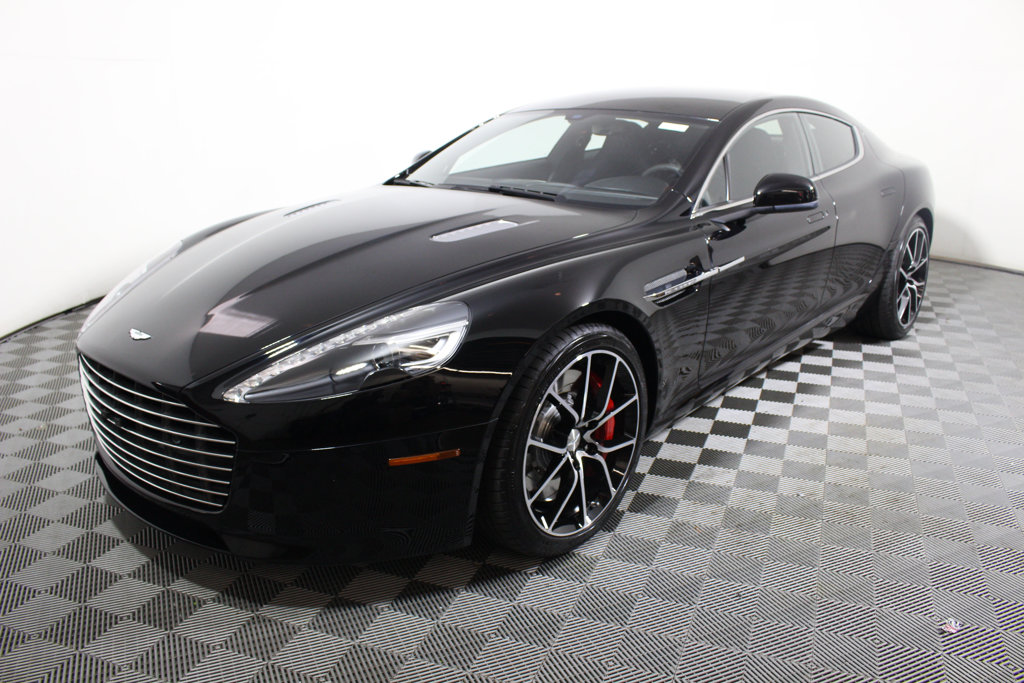 New 2017 Aston Martin Rapide S 4 Door Sedan in Golden Valley ...