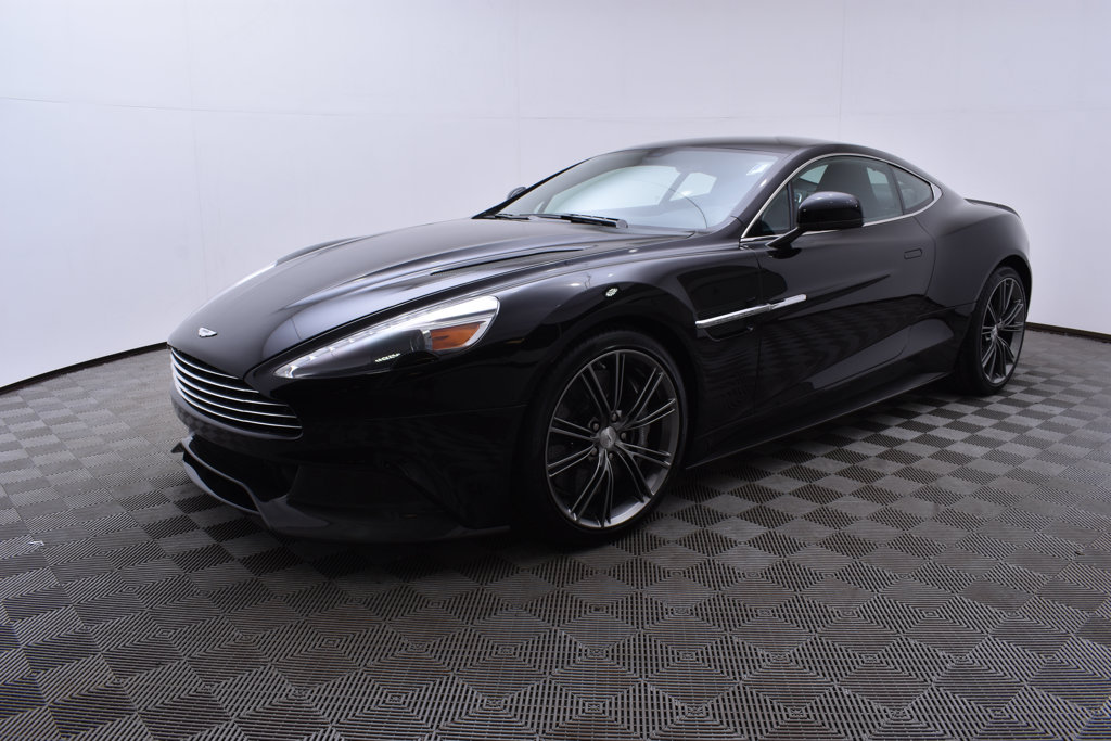 Certified PreOwned Aston Martin Vanquish Dr Coupe Coupe In - Aston martin certified pre owned