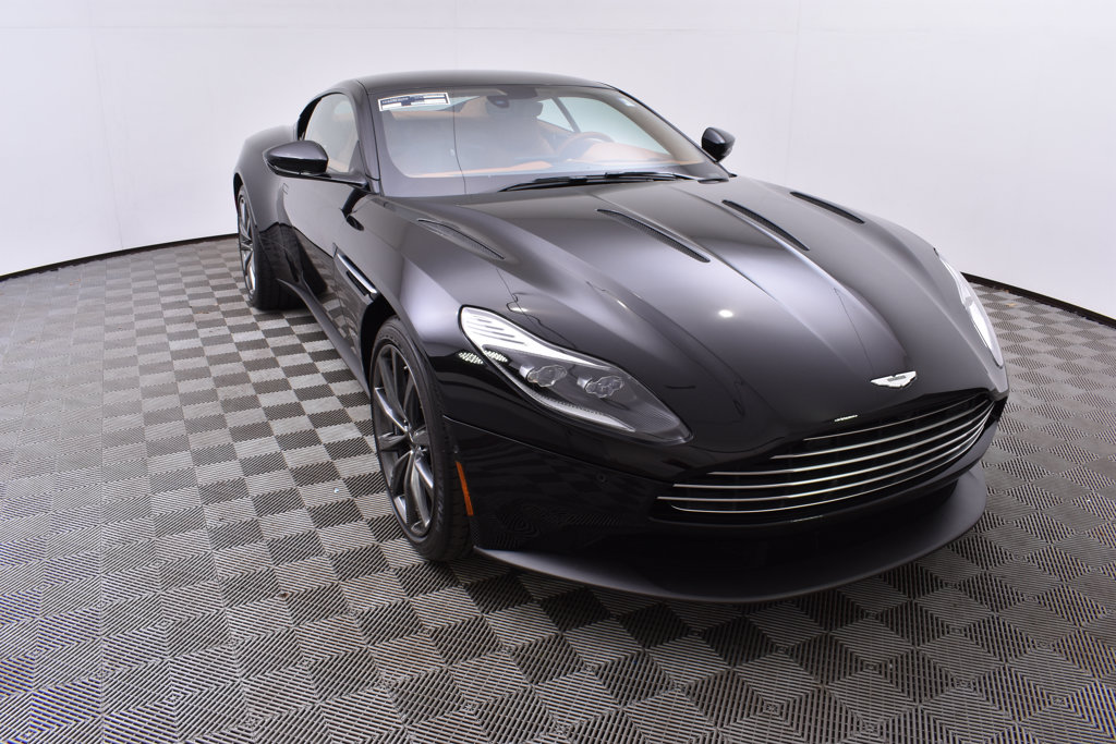 Certified Pre-Owned 2018 Aston Martin DB11 V12 Coupe