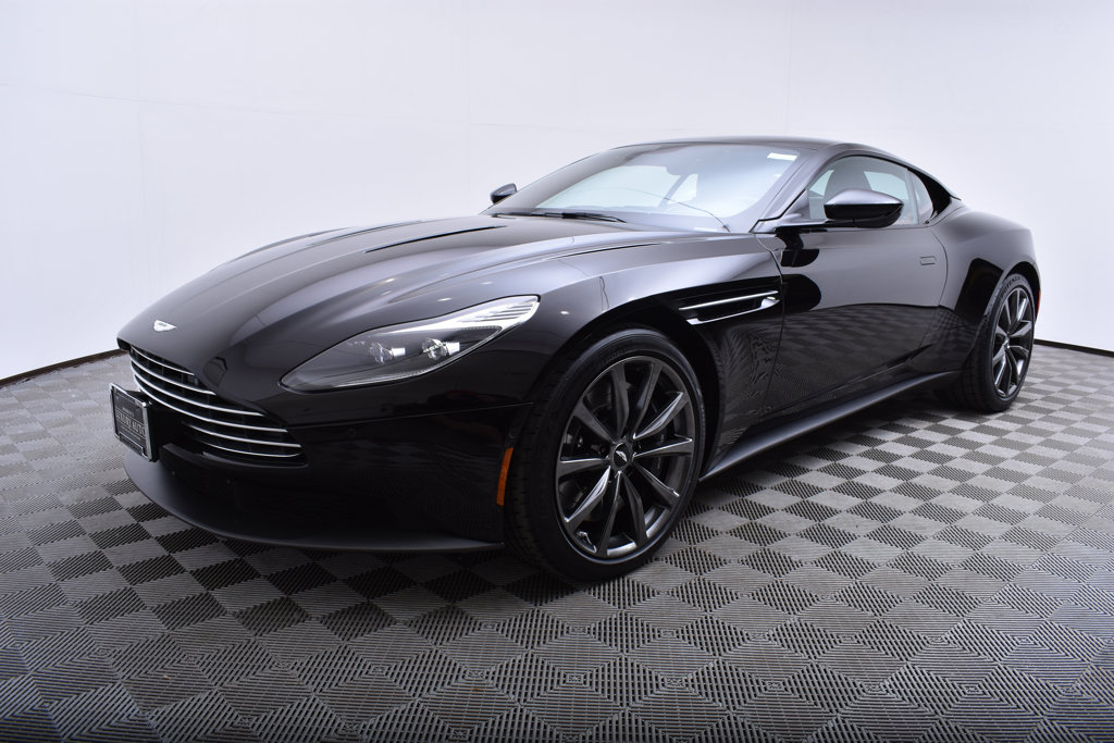 New 2018 Aston Martin DB11 V12 Coupe With Navigation