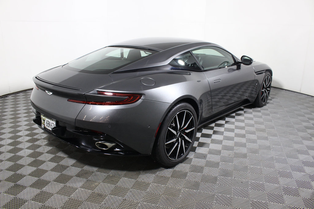 Certified Pre-Owned 2017 Aston Martin DB11 2DR CPE