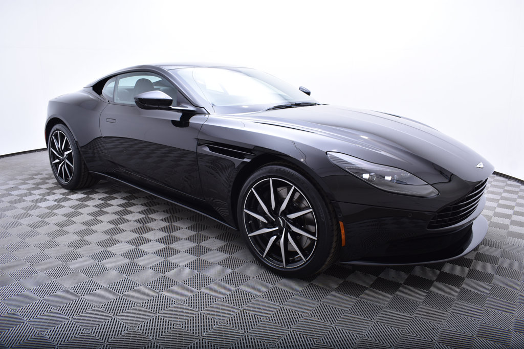 New 2018 Aston Martin DB11 V8 Coupe