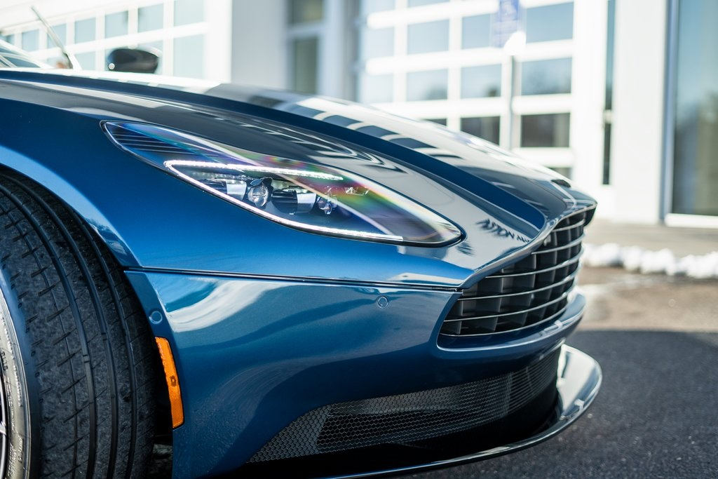 New 2019 Aston Martin DB11