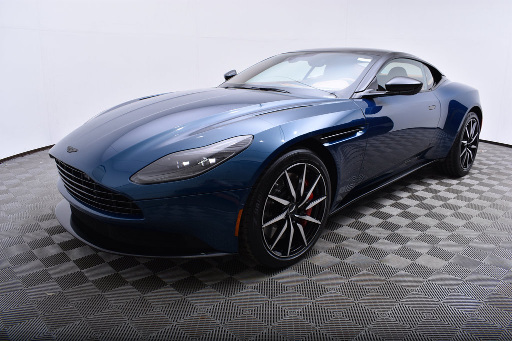 New 2019 Aston Martin DB11 V8 Coupe With Navigation