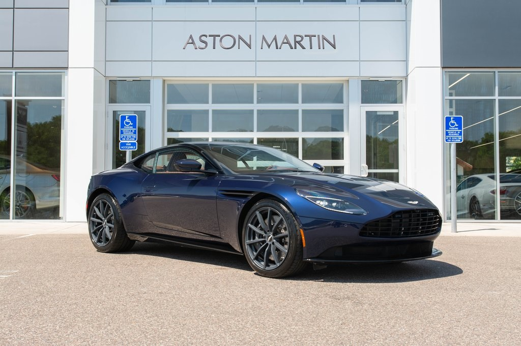 New 2020 Aston Martin DB11 AMR RWD 2D Coupe