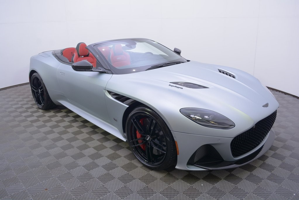 New 2020 Aston Martin DBS Superleggera Volante