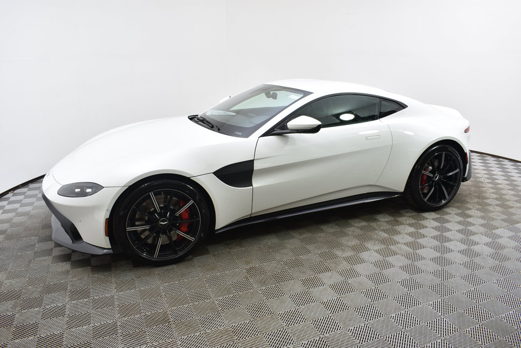 New 2019 Aston Martin Vantage Coupe