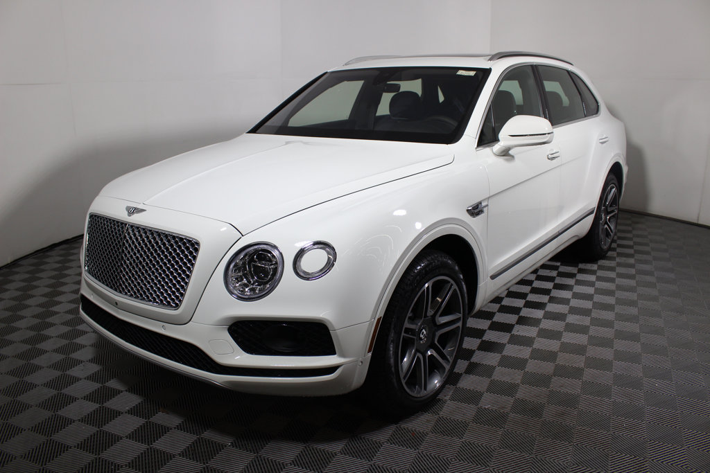 New 2018 Bentley Bentayga Activity Edition AWD