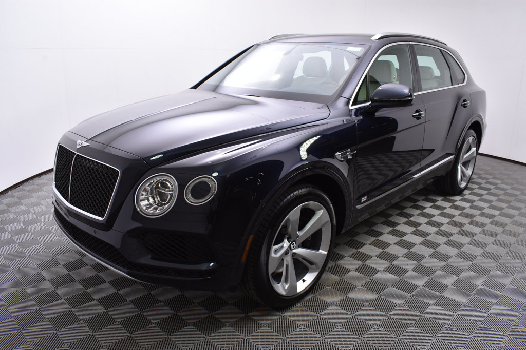 2019 Bentley Bentayga V8 AWD