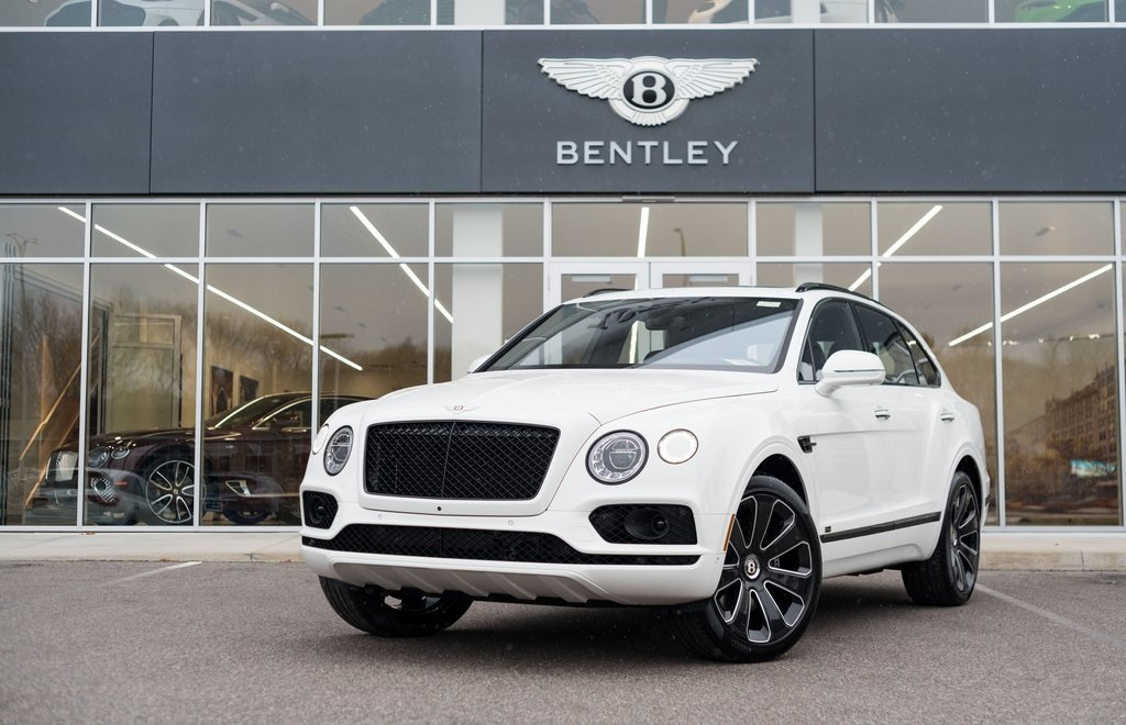 New 2020 Bentley Bentayga V8 With Navigation & AWD