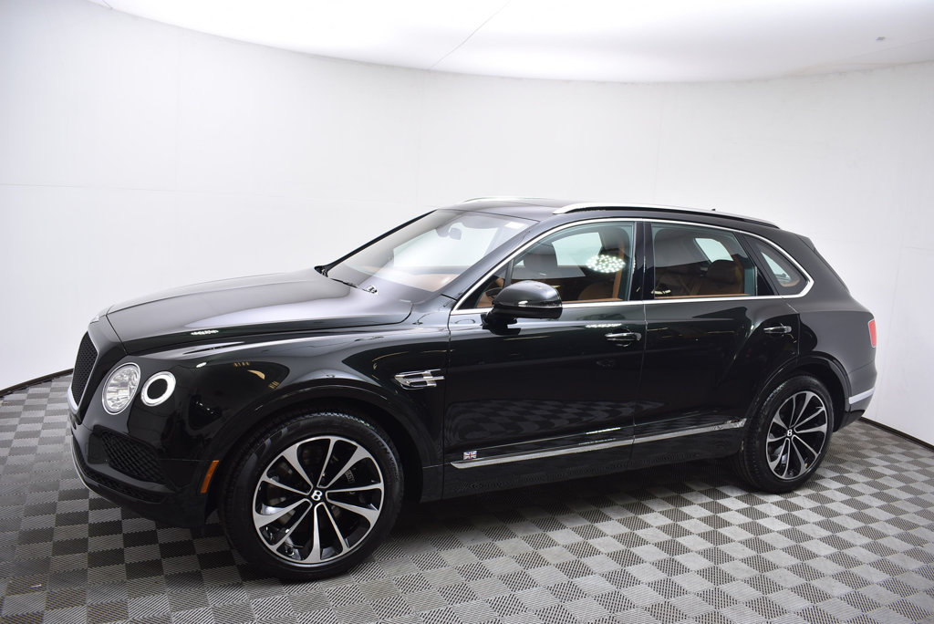 New 2019 Bentley Bentayga V8 AWD