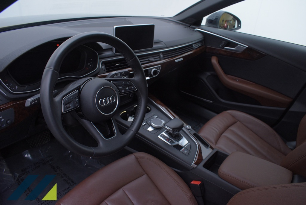 Pre-Owned 2018 Audi A4 2.0T Premium Plus