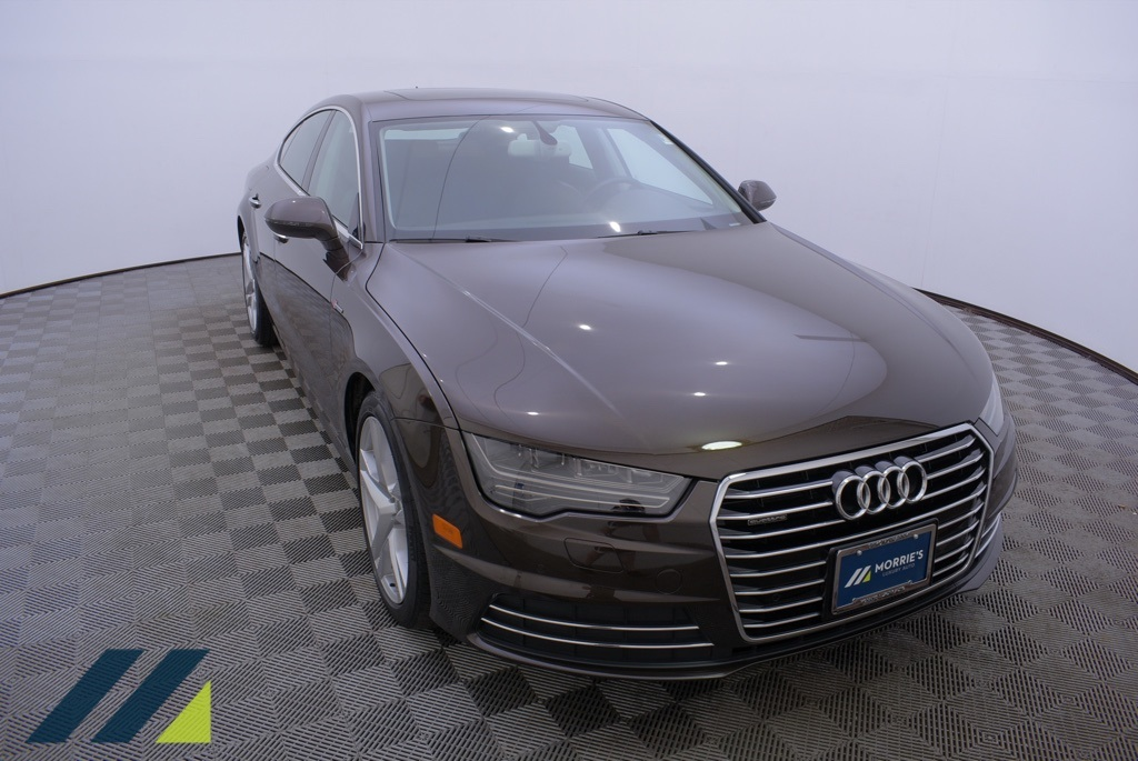 Pre-Owned 2017 Audi A7 3.0T Premium Plus