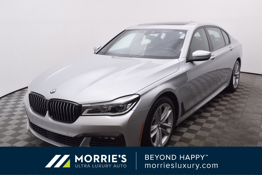 Pre-Owned 2017 BMW 7 Series 750i xDrive AWD