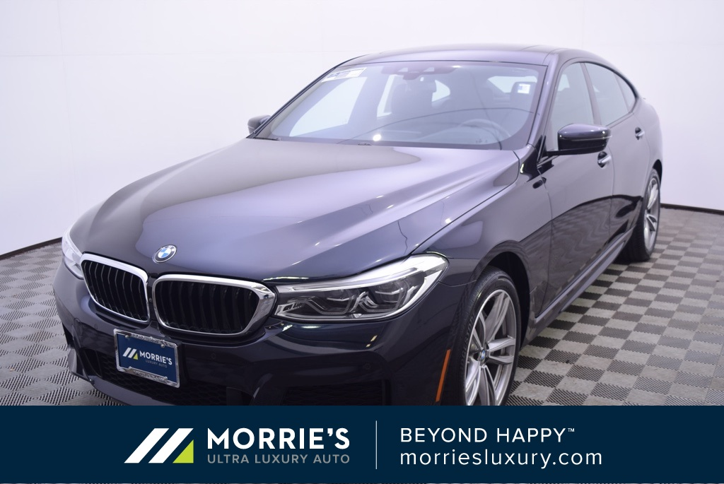 Pre-Owned 2018 BMW 6 Series 640 Gran Turismo i xDrive
