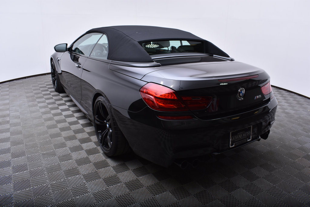 Pre-Owned 2015 BMW M6 2dr Convertible