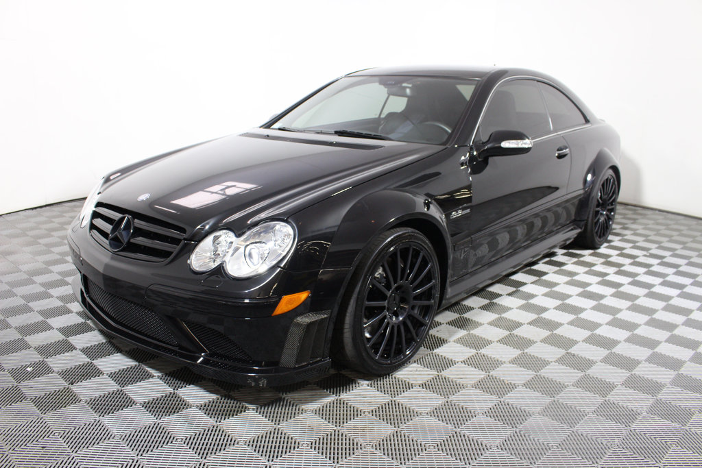 Pre-Owned 2008 Mercedes-Benz CLK 2dr Coupe 6.3L AMG® Black Series