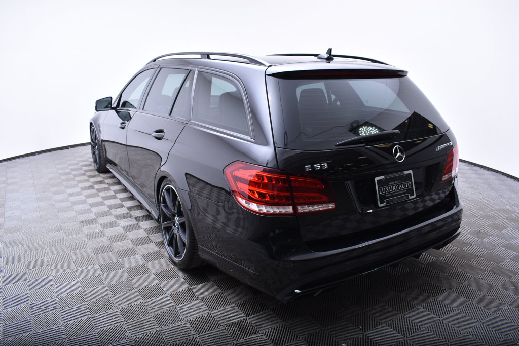 Pre-Owned 2014 Mercedes-Benz E-Class 4dr Wagon E63 AMG RWD