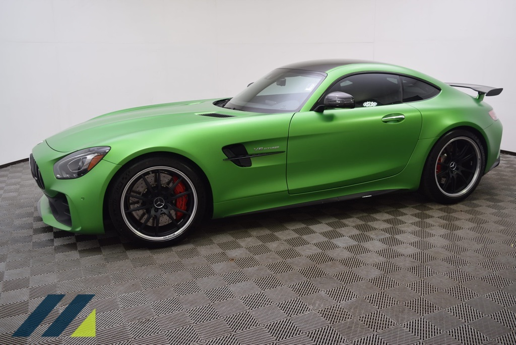 Pre-Owned 2018 Mercedes-Benz AMG® GT R