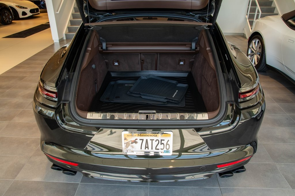 Pre-Owned 2018 Porsche Panamera E-Hybrid Turbo S