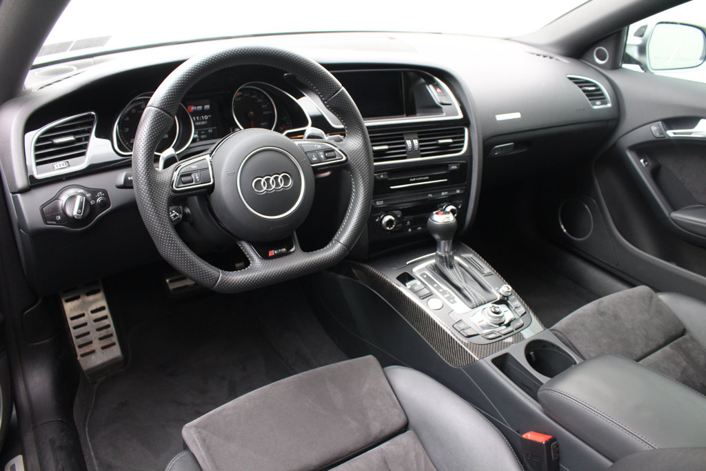 Pre-Owned 2014 Audi RS 5 2DR CPE