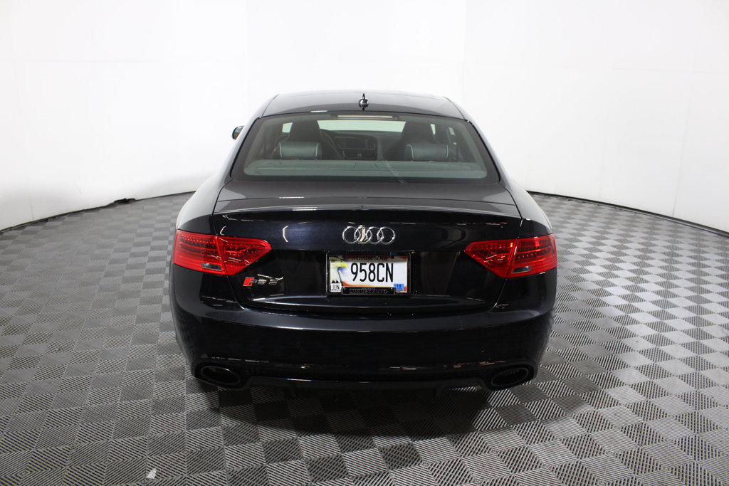 Pre-Owned 2014 Audi RS 5 2dr Coupe