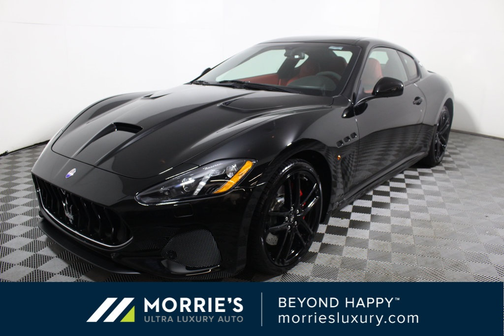 Maserati Granturismo Mc >> New 2018 Maserati Granturismo Mc 2d Coupe In Golden Valley Bn10597