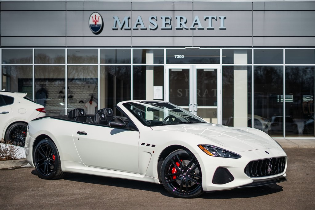 New 2019 Maserati GranTurismo MC With Navigation