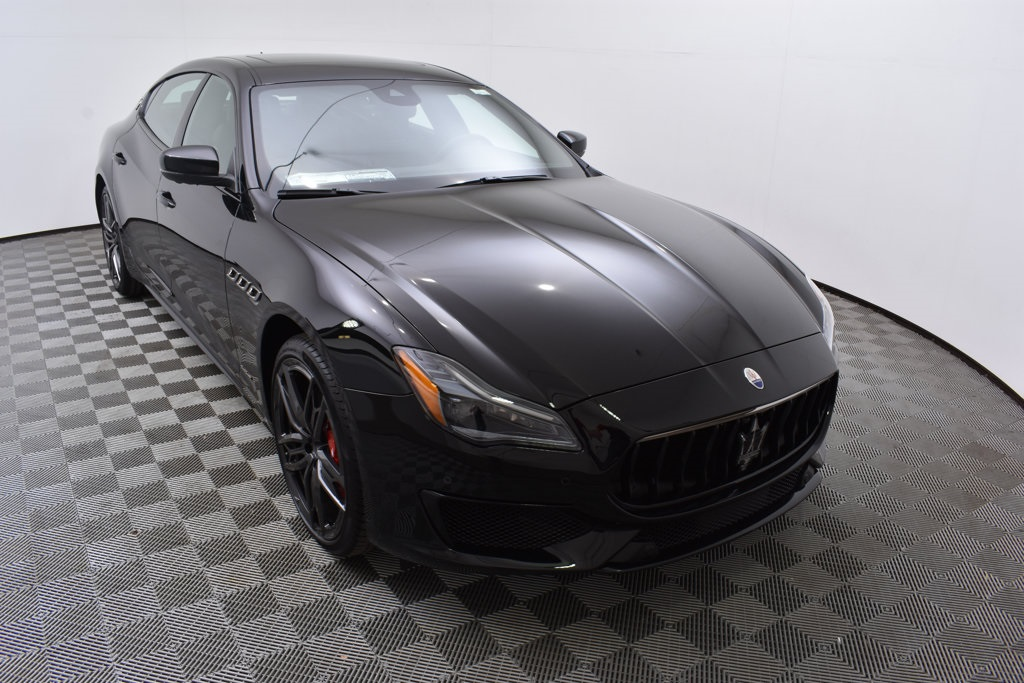 New 2019 Maserati Quattroporte S Q4 GranSport