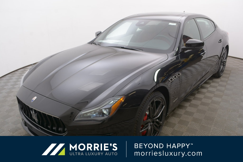 New 2019 Maserati Quattroporte S Q4 GranSport AWD