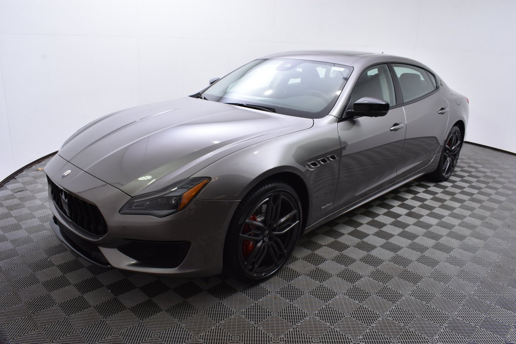 New 2019 Maserati Quattroporte S Q4 GranSport With Navigation & AWD