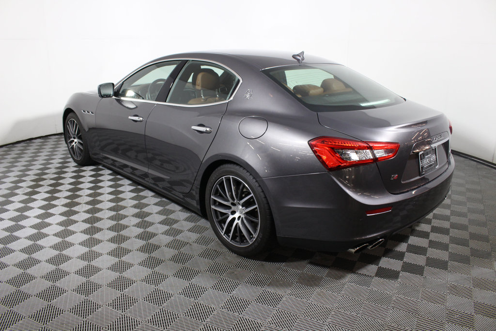 Certified Pre-Owned 2014 Maserati Ghibli 4dr Sedan S Q4