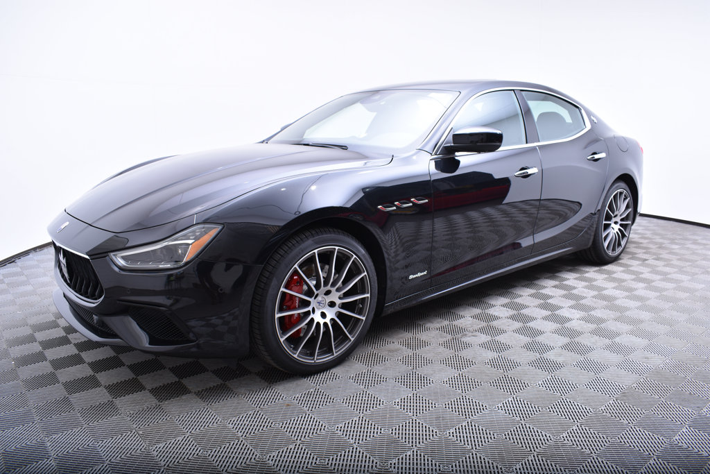 Pre Owned 2018 Maserati Ghibli S Q4 Gransport 3 0l