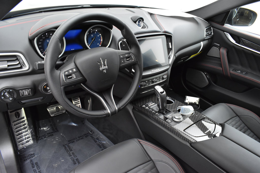New 2019 MASERATI GHIBLI S Q4 GranSport 3.0L