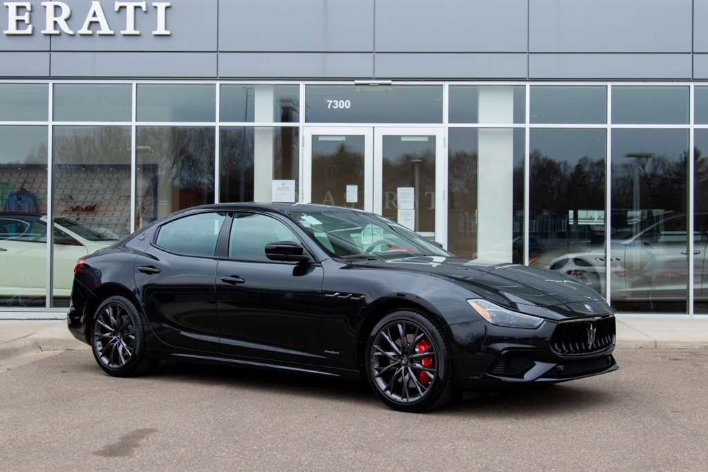 New 2020 Maserati Ghibli S Q4 GranSport With Navigation & AWD