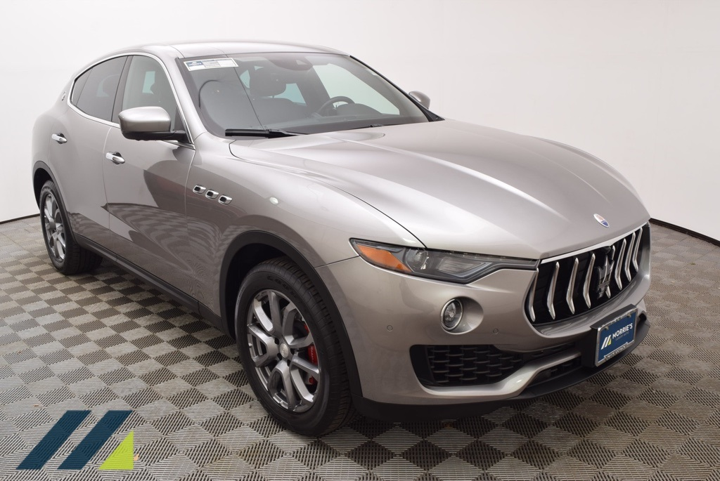 Pre-Owned 2018 Maserati Levante Base