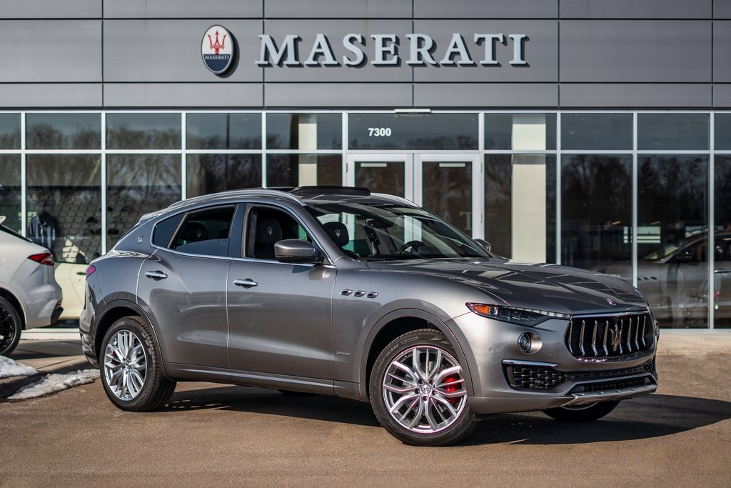 New 2019 Maserati Levante GranLusso With Navigation & AWD