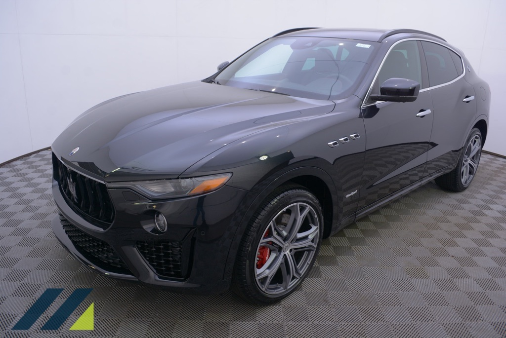 New 2019 Maserati Levante S GranSport With Navigation & AWD