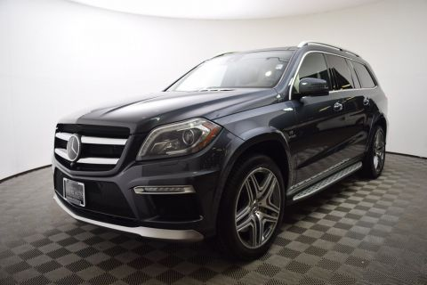 Pre-Owned 2014 Mercedes-Benz GL-Class 4MATIC 4dr GL 63 AMG®