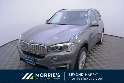 Pre-Owned 2015 BMW X5 xDrive50i