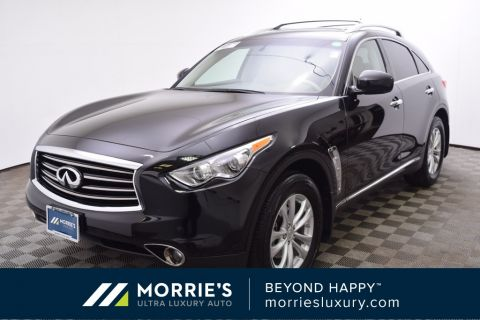 Pre-Owned 2013 INFINITI FX37 Limited Edition