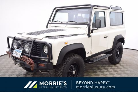 Pre-Owned 1997 Land Rover Defender 90 Base