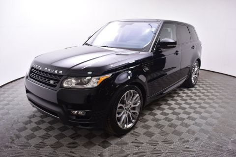 Pre-Owned 2016 Land Rover Range Rover Sport 4WD 4dr V8 Autobiography