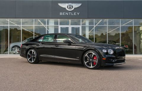 New 2020 Bentley Continental Flying Spur
