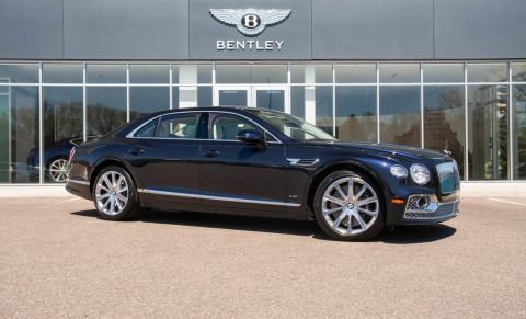 New 2020 Bentley Flying Spur