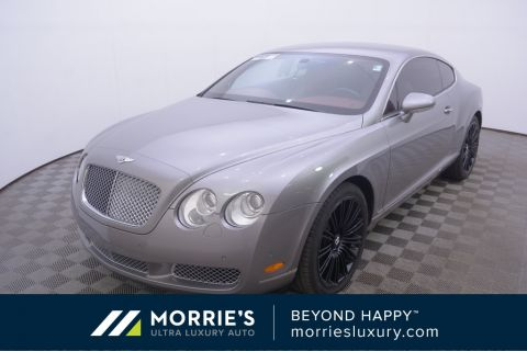 Pre-Owned 2006 Bentley Continental GT Base