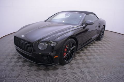New 2020 Bentley Continental GT Convertable W12