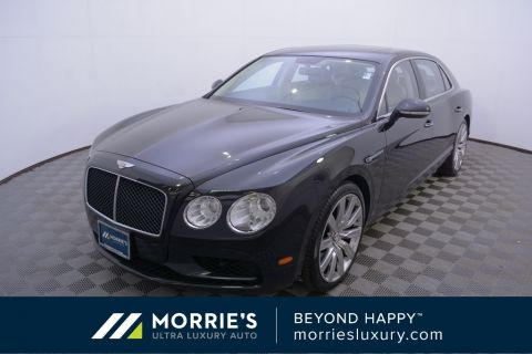 Pre-Owned 2017 Bentley Flying Spur V8