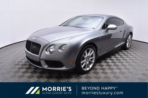 Pre-Owned 2014 Bentley Continental GT