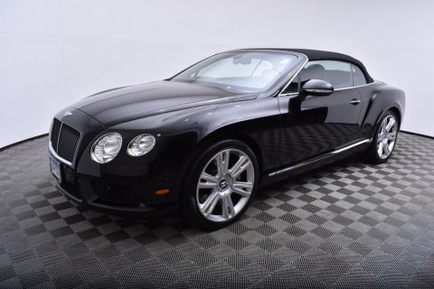 Pre-Owned 2013 Bentley Continental GT V8 2dr Convertible